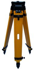 SB20/SB25/SB50 heavy -duty  Fiber-glass&wooden  Tripod with Round Legs  for total station
