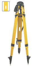 SQ20/SQ25/SQ50 heavy -duty   all fiberglass with Round Legs  for total station